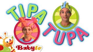 Video Tipa Tupa  - A BRAND NEW SERIES ON BABYTV  - 1st July 2013 MP3, 3GP, MP4, WEBM, AVI, FLV Juli 2018
