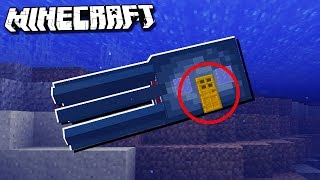 How to LIVE INSIDE a SQUID in Minecraft!