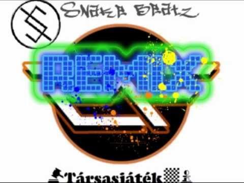 Zajos Frekvencia - Társasjáték (SNK Dubrap remix)