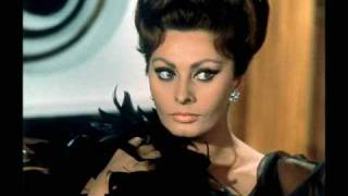 Sophia Loren - Images From The 1960's
