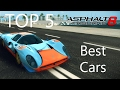 Download Lagu Asphalt 8: Top 5 Best Cars Mp3 Free