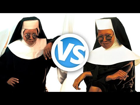 Sister Act VS Sister Act 2: Back in the Habit - Movie Feuds