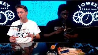 Tha Puffa Podcast Video Episode 12 by Pot TV