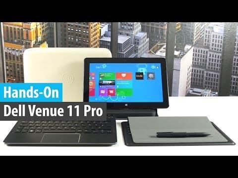 Dell Venue 11 Pro: Unboxing und ausführliches Hands-On ( Deutsch) | tabtech.de