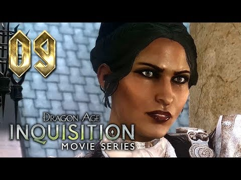 Dragon Age: Inquisition – Movie Series / All Cutscenes ★ Ep.9: Fallen Fortune 【Cinematic Tools】
