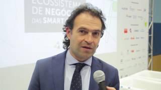 Participação Prefeitura de Medelín | Smart City Business Congress & Expo 2017