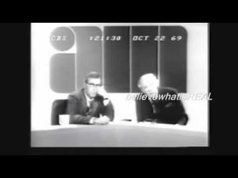 In 1969 the Zodiac Killer demanded to speak to a famous lawyer via a talk show. Here is that conversation.