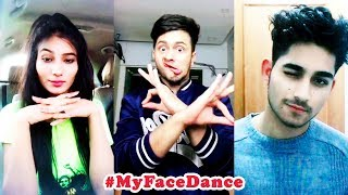 Video BEST My Face Dance Challenge Musical.ly India Compilation 2018 | #MyFaceDance Musically Videos MP3, 3GP, MP4, WEBM, AVI, FLV Mei 2018