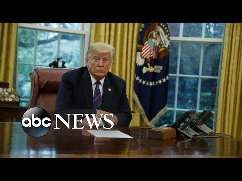 Trump blasting Comey and the FBI's investigation
