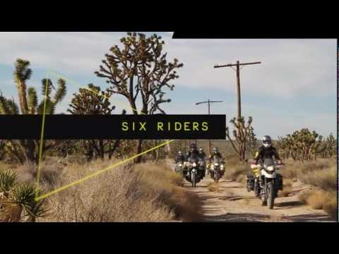 Touratech USA - Touratech-USA Exclusive Web Series - Moto Americana: Deserts Motorcyclists and documentary filmmakers Joe Lloyd, Flora Lloyd, and Andre Corpuz venture out to...