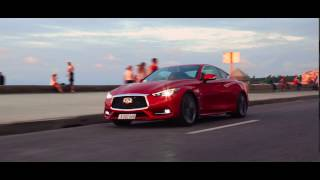 Alfonso Albaisa, executive design director at INFINITI, took an all-new INFINITI Q60 to Havana – the first U.S.-spec car registered in Cuba in 58 years – to ...