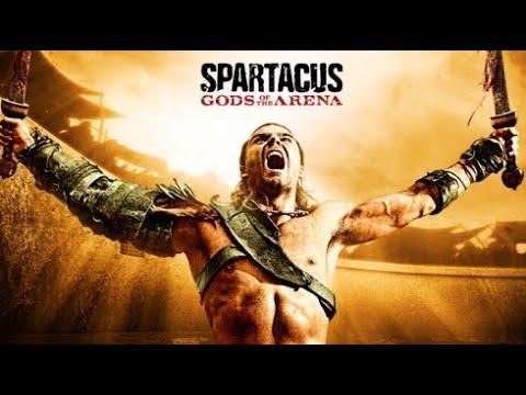 SPARTACUS Gods of The Arena (Gannicus Gladius)
