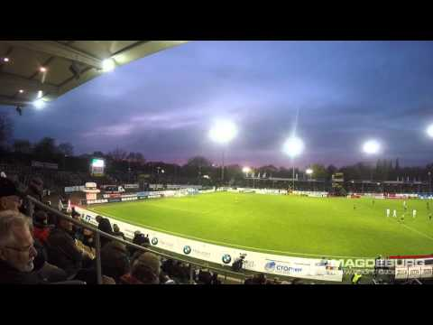 Video: Auswärtssieg! 1. FC Magdeburg vs. SC Preußen Münster (HD Apr. 2016)