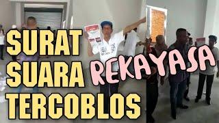 Video SURAT SUARA TERCOBLOS DI MALAYSIA HANYA REKAYASA ? MP3, 3GP, MP4, WEBM, AVI, FLV April 2019