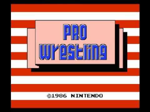 pro wrestling nes game genie
