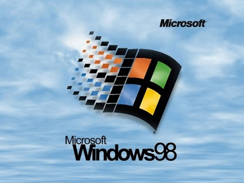 Windows 98 Boot and Intro