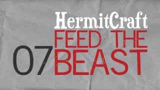 HermitCraft Feed The Beast: Episode 7 - Big Announcement!