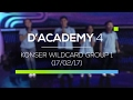 Highlight D'Academy 4 - Konser Wildcard Group 1 (17/02/17)