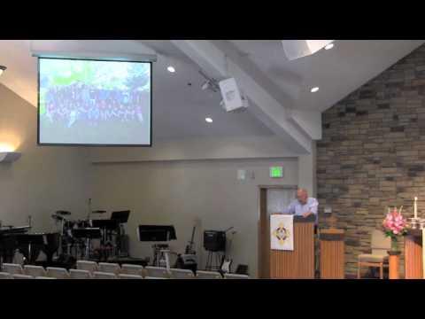 Connecting a Broken World to Jesus: Simple Faith – Miles Olson