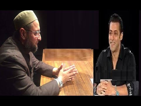 Video Asaduddin Owaisi Hot Interaction With Salman Khan in Latest Public Debate Must Watch 2017!!! download in MP3, 3GP, MP4, WEBM, AVI, FLV January 2017