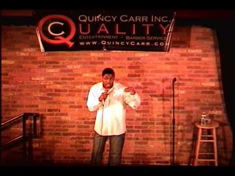 The Quality Comedy Series March 15, 2011  (Quincy Carr)