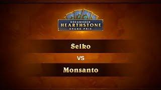 Seiko vs Monsanto, game 1