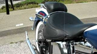 9. 2005 HARLEY DAVIDSON SOFTAIL DELUXE