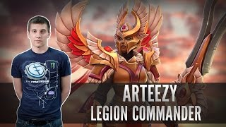 Arteezy (Legion Commander) vs. COMPLEXITY GAMING @ NADota Elite League September