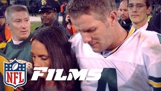 Brett Favre Plays for Big Irv: The Dad Game | A Football Life | NFL Films by NFL
