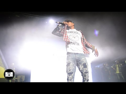 T.I. performs ABOUT THE MONEY - LIVE @ BEER & TACOS FEST | ATL