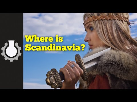 Where is Scandinavia?