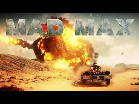 Mad Max  Returns in  Savage Road  Video Game