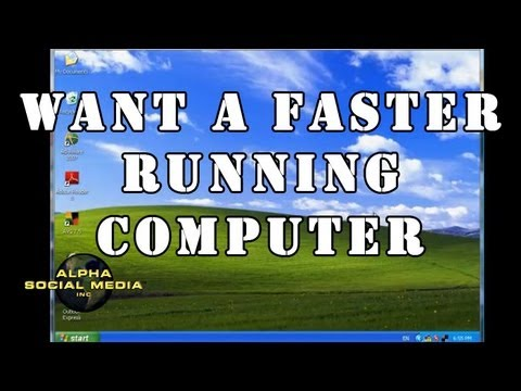 How To Defrag Your Windows XP Hard Drive