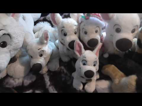 My german shepherd plush collection