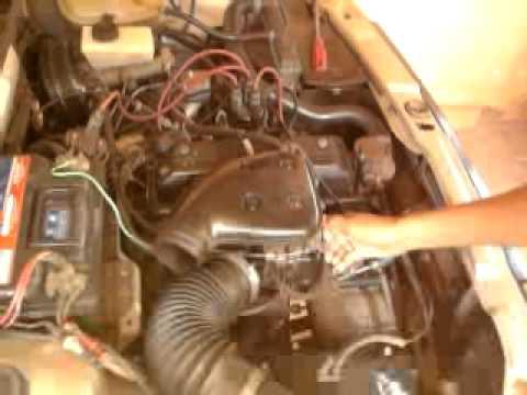 gol motor cht 1.6