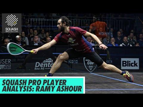 Squash Pro Player Analysis: Ramy Ashour