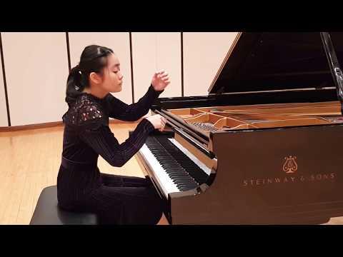 Tiffany Poon - Rachmaninoff Sonata No.2, Op.36
