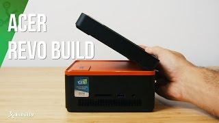 Acer Revo Build, ¿tiene sentido un PC modular?