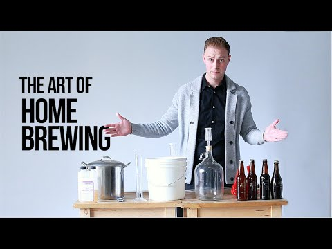 , title : 'How To Brew Beer At Home - Basics, Tips, & Mistakes To Avoid !'
