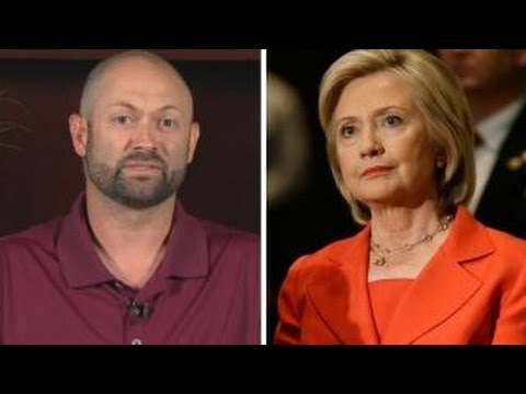 Laid-off coal worker on confronting Hillary Clinton