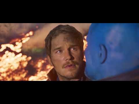 Guardians of the Galaxy Vol. 2 - Yondu Death Scene
