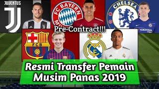 Video RESMI, Transfer Pemain Yang Pindah Di Musim Panas 2019/2020 MP3, 3GP, MP4, WEBM, AVI, FLV Juli 2019