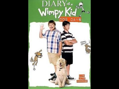 Opening To Diary Of A Wimpy Kid:Dog Days 2012 DVD