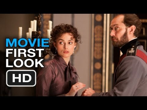 Anna Karenina - Movie First Look (2012) Keira Knightley Movie HD