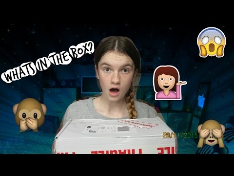 Unboxing Candy Chaos l Girlslovehauls x