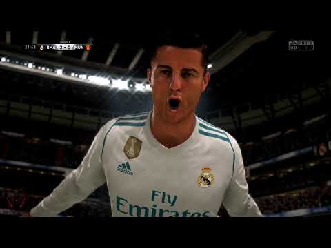 FIFA 18 | PC Gameplay | 1080p HD | Max Settings
