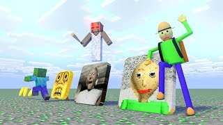 Video MONSTER SCHOOL - SEASON 1 ALL EPISODE - Minecraft Animation MP3, 3GP, MP4, WEBM, AVI, FLV Agustus 2019