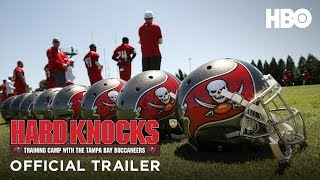 Hard Knocks with the Tampa Bay Buccaneers kicks off Tuesday, August 8 at 10 PM on HBO.