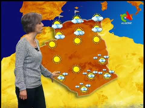 Retrouvez votre météo de ce mardi 20 novembre 2018 de Canal Algérie