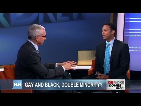CNN anchor talks coming out, sexual abuse